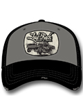 [Laid-Back USA Men's '55 Gasser Softee Trucker Hat]