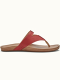 [OluKai�  Women's Lala Full Grain Leather Sandal]