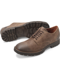 [Born� Men's Leeds Distressed Suede Oxford]