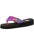 [Yellow Box Kid's Leia II Rainbow Thong Sandal]