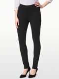 [Not Your Daughter's Jeans� Basic Legging in Ponte Knit]