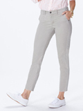 [Not Your Daughter's Jeans� Skinny Ankle Chino Pants]