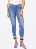 [Not Your Daughter's Jeans� Ami Skinny Embroidered Ankle Jeans]