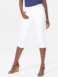 [Not Your Daughter's Jeans� Marilyn Straight Crop Jeans]