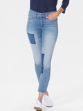 [Not Your Daughter's Jeans� Alina Skinny Ankle Jeans]