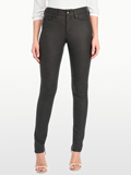 [Not Your Daughter's Jeans� Alina Long Legging in Faux Pebbled Leather]