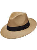 [Dorfman Pacific Men's Toyo Safari Hat]
