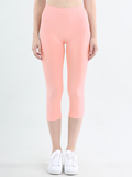 [Nikibiki� USA Cropped 3/4 Length Seamless Leggings]