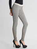 [Nikibiki� USA Full Length Houndstooth Leggings]