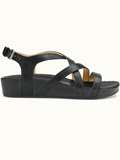 [OluKai�  Women's Nana Full Grain Leather Sandal]