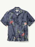 [Tommy Bahama� Men's Original Fit Volas Vineyard Camp Shirt]