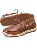 [Born� Men's Ocean Nautical Full Grain Leather Shoe]