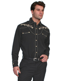 [Scully Mens Melody Shirt]