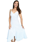 [Cantina by Scully Scully Cantina Long Dress with Straps]