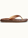 [OluKai�  Women's Paniolo Leather Flip Flop Thong Sandal]