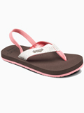[Reef Kid's Little Cushion Sassy Sandal]