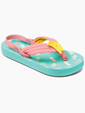 [Reef Kid's Little Ahi Fruits Sandal]
