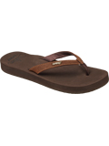 [Reef Women's Cushion Luna Vegan Sandal]