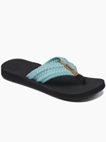 [Reef Women's Cushion Threads Sandal]