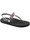 [Reef Girl's Little Twisted Sandal]
