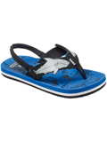 [Reef Boy's Ahi Shark Sandal]