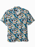 [Tommy Bahama� Stack The Deck Camp Shirt]