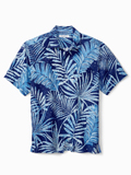 [Tommy Bahama� Through The Fronds Camp Shirt]