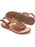 [Born� Women's Santiam Full Grain Leather Sandal]
