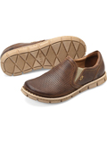 [Born� Men's Sawyer Embossed Full Grain Leather Shoe]