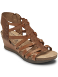 [Cobb Hill by Rockport Shona T-Strap Leather Sandal]