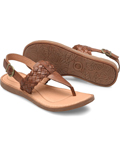 [Born� Women's Sumter Braided Full Grain Leather Sandal]