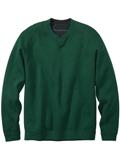 [Tommy Bahama� Men's Flip Side Twill Reversible Abaco Sweatshirt]