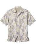 [Tommy Bahama� Men's Garden of Hope and Courage Camp Shirt]
