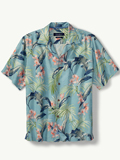 [Tommy Bahama� Men's Adara Garden Camp Shirt]