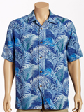 [Tommy Bahama� Men's Fez Fronds Camp Shirt]
