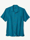 [Tommy Bahama� Men's St. Lucia Fronds Camp Shirt]