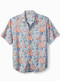 [Tommy Bahama� Florence Flora Camp Shirt]