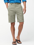 [Tommy Bahama� Men's Key Isles 10-Inch Cargo Shorts]