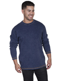 [Tonto Rim by Scully Men's Long Sleeve Ribbed Knit Cotton T-Shirt]