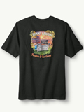 [Tommy Bahama� Men's Flame and Fortune T-Shirt]