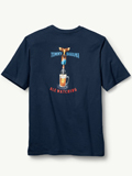 [Tommy Bahama� Men's Ale Watching T-Shirt]