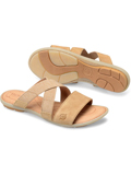[Born� Women's Tidore Distressed Leather Sandal]