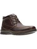 [Clarks� Men's Vanek Rise Full Grain Leather Boot]
