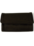 [Victoria Leather Leather Wallet]