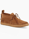 [UGG� Footwear Women's Woodlyn Suede Moccasin]