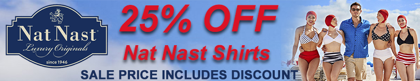 Nat Nast End of Summer Sale