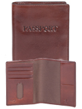 [Scully Italian Leather Passport Case]