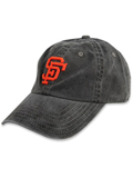[American Needle� Men's Giants Raglin Cap]