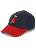 [American Needle� Men's California Angels 1973 Pastime Replica Cap]