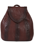 [Scully Kalahari Leather Ladies Backpack]